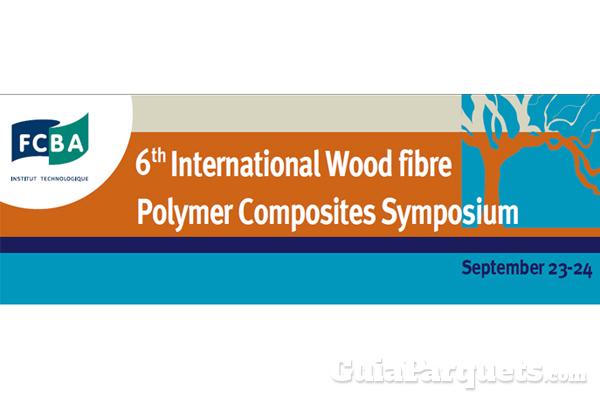 Francia acoge en septiembre el 6º Simposio Internacional sobre Polímeros y Madera